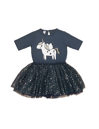 Unicorn Ballet Dress (3-8 Years)