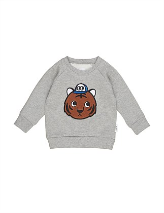 Tiger Sweatshirt (3-8 Years)