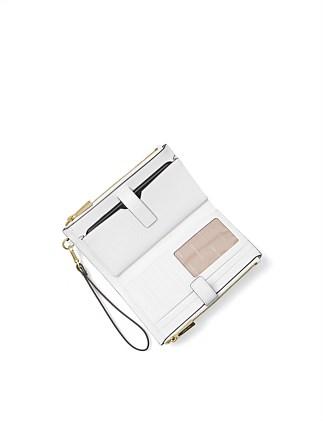 Adele Embellished Leather Smartphone Wristlet 07c5383eaa26b
